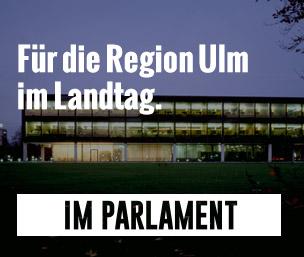 Martin Rivoir –Landtagsabgeordneter SPD, Wahlkreis Ulm/Alb-Donau –Container, Landtag