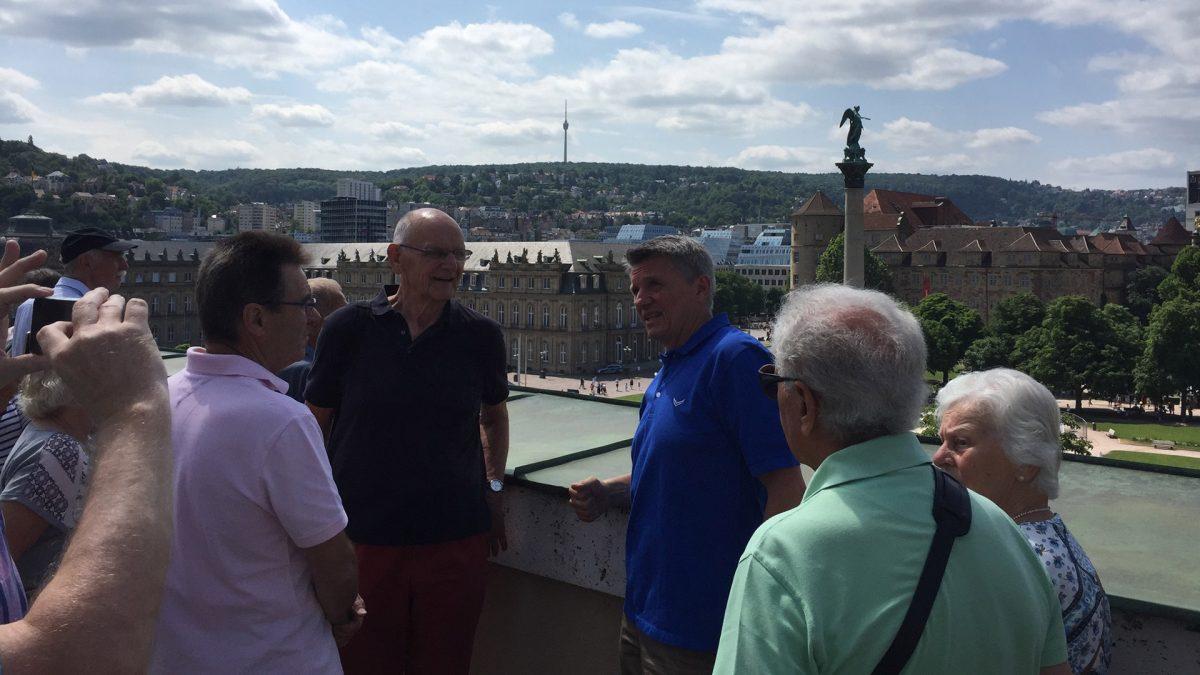 Martin Rivoir –Landtagsabgeordneter SPD, Wahlkreis Ulm/Alb-Donau –Blog, Bürgerfest im Landtag