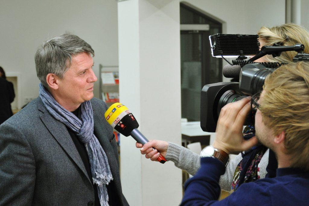 Martin Rivoir –Landtagsabgeordneter SPD, Wahlkreis Ulm/Alb-Donau –Ulm Slider, Rivoir Interview