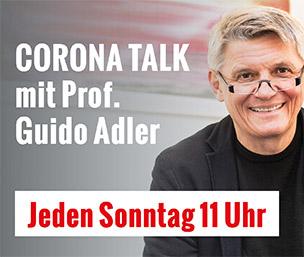 Martin Rivoir –Landtagsabgeordneter SPD, Wahlkreis Ulm/Alb-Donau –Container, Corona Talk, Sprechstunde mit Prof. Guido Adler